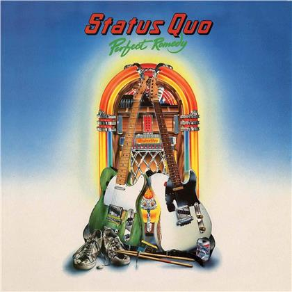 Status Quo - Perfect Remedy (incl. Live & Rarities) (Universal, 2020 Reissue, Remastered, 3 CDs)