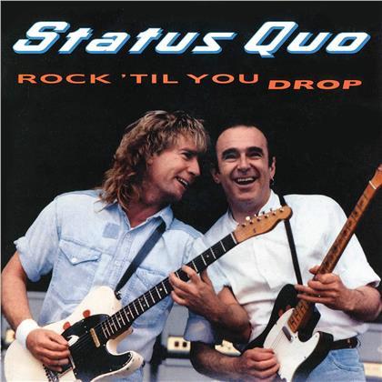 Status Quo - Rock Til You Drop (incl. Live & Rarities) (2020 Reissue, Universal, 3 CDs)
