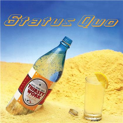 Status Quo - Thirsty Work (incl. B-Sides & Live) (2020 Reissue, Universal, 2 CDs)