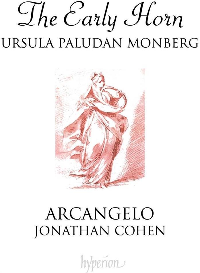 Wolfgang Amadeus Mozart (1756-1791), Anon, Joseph Haydn (1732-1809), Georg Philipp Telemann (1681-1767), Graun, … - Early Horn