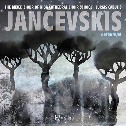 Mixed Choir ofRiga Cathedral Choir School & Jurgis Cabulis - Aeternum & Other Choral Works