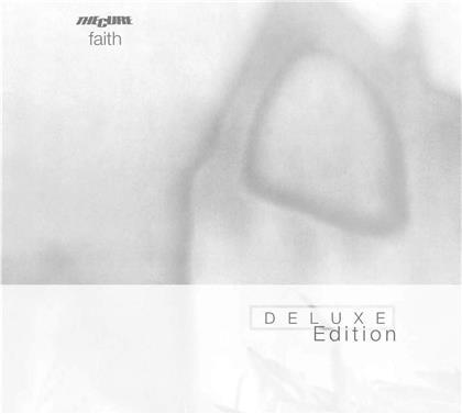 The Cure - Faith (2020 Reissue, Polydor, 2 CDs)
