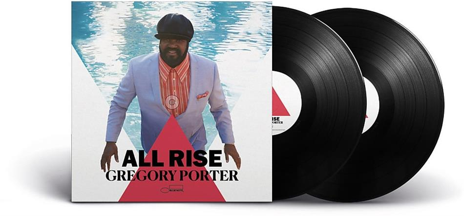 Gregory Porter - All Rise (2 LPs)