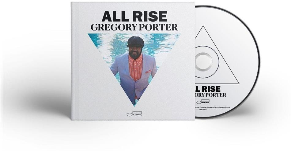 Gregory Porter - All Rise (Limited Digibook Edition)