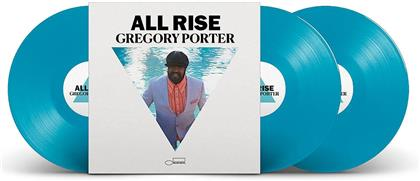 Gregory Porter - All Rise (Limited, Colored, 3 LPs)