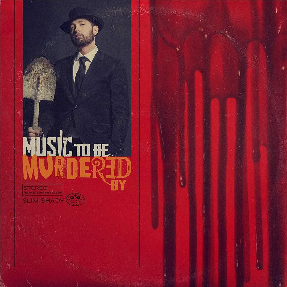 Eminem - Music To Be Murdered By (2 LPs)