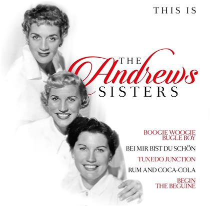 The Andrew Sisters - This Is The Andrews Sisters (LP)