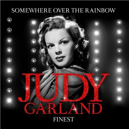Judy Garland - Finest - Somewhere Over The Rainbow (LP)
