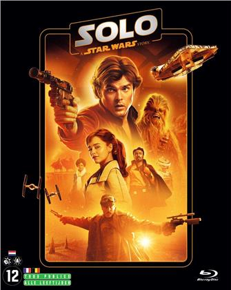 Solo - A Star Wars Story (2018) (Line Look, Neuauflage, 2 Blu-rays)