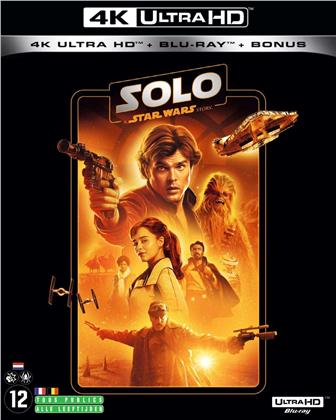 Solo - A Star Wars Story (2018) (Line Look, Neuauflage, 4K Ultra HD + 2 Blu-rays)