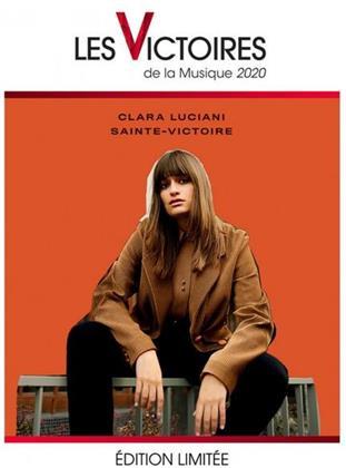 Clara Luciani - Sainte Victoire (victoire de la musique cover)