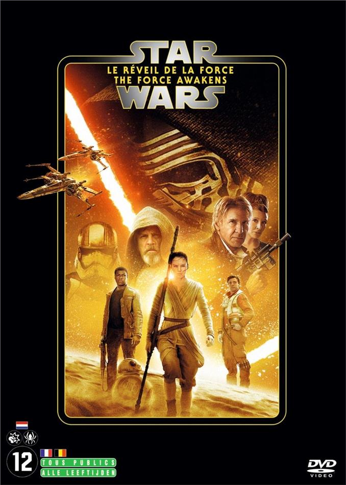Star Wars - Episode 7 - Le Réveil de la Force - The Force Awakens (2015) (Line Look, Neuauflage)