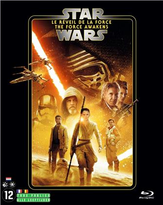 Star Wars - Episode 7 - Le Réveil de la Force (2015) (Line Look, Neuauflage, 2 Blu-rays)
