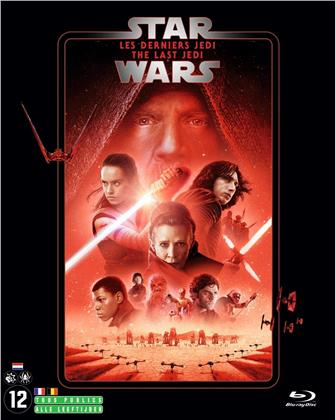 Star Wars - Episode 8 - Les derniers Jedi - The Last Jedi (2017) (Line Look, Neuauflage, 2 Blu-rays)