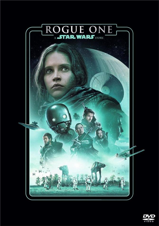 Rogue One - A Star Wars Story (2016) (Line Look, Riedizione)