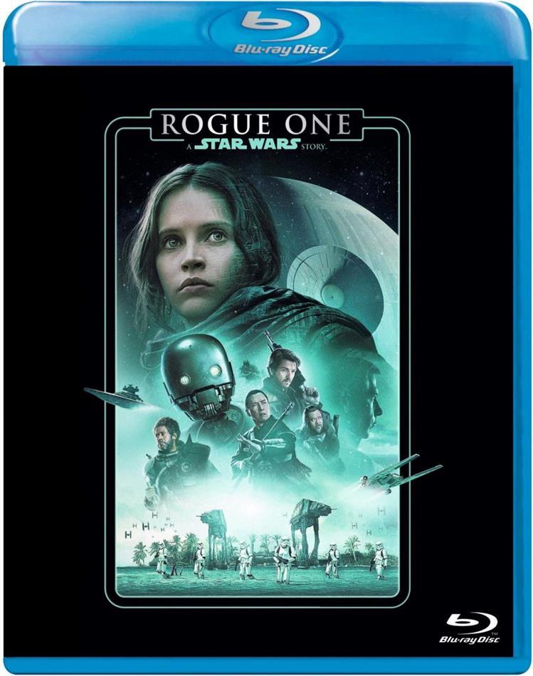 Rogue One - A Star Wars Story (2016) (Line Look, Riedizione, 2 Blu-ray)