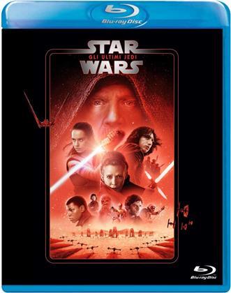 Star Wars - Episode 8 - Gli ultimi Jedi (2017) (Line Look, Riedizione, 2 Blu-ray)