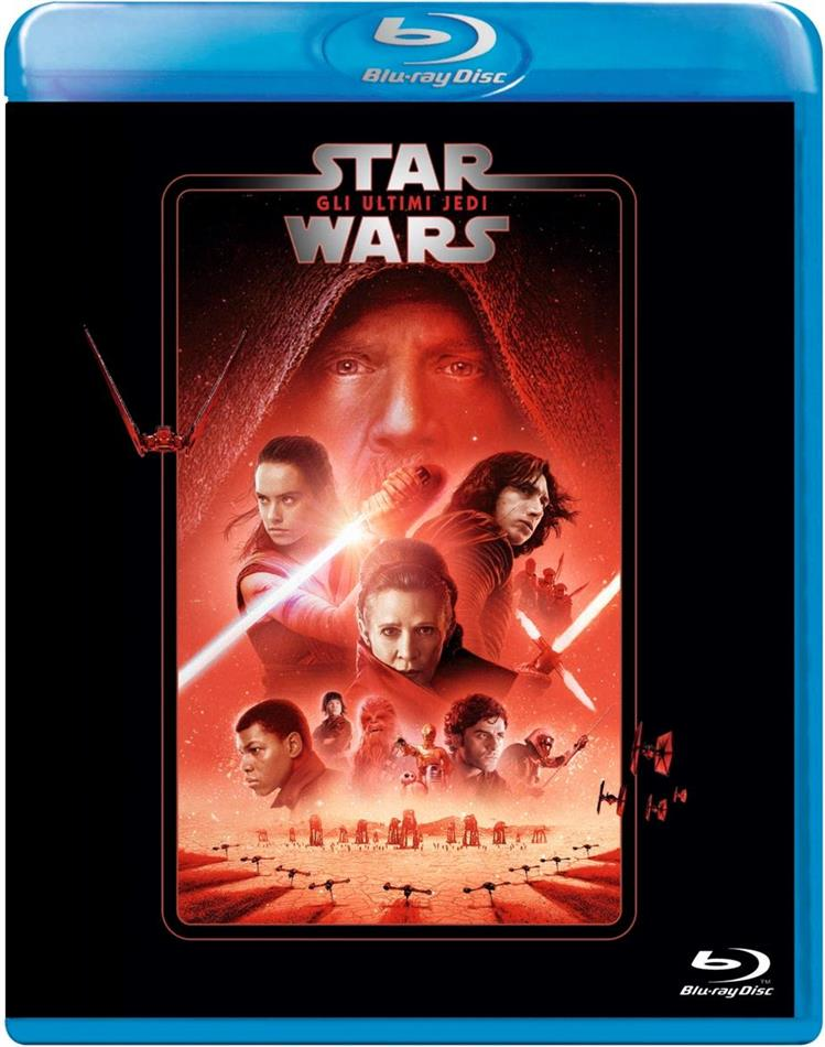 Star Wars - Episode 8 - Gli ultimi Jedi (2017) (Line Look, Neuauflage, 2 Blu-rays)
