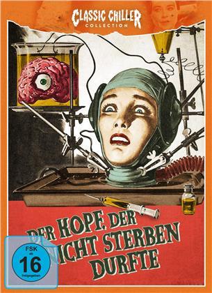 Der Kopf, der nicht sterben durfte (1962) (Classic Chiller Collection, Limited Edition, Blu-ray + Hörbuch)