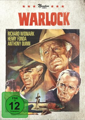 Warlock (1959) (Limited Special Edition, Blu-ray + DVD)