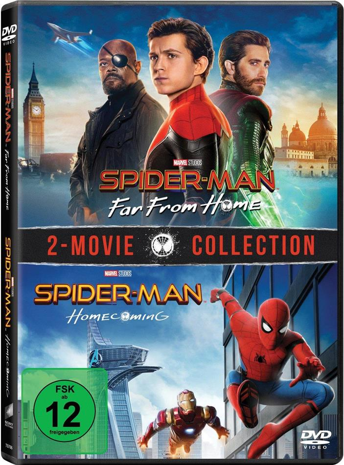 Spider-Man: Far From Home / Spider-Man: Homecoming - 2-Movie Collection (2 DVDs)