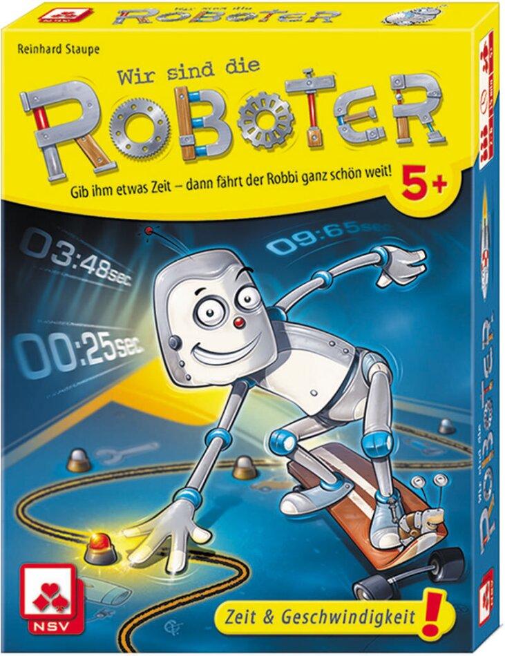 Wir sind die Roboter