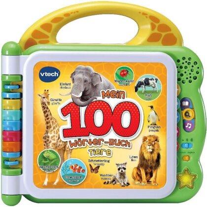 Mein 100-Wörter-Buch - Tiere