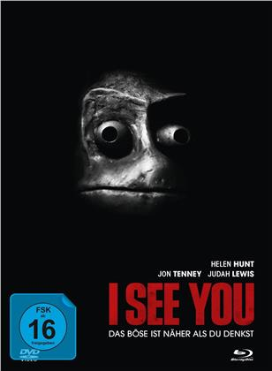 I See You (2019) (Limited Edition, Mediabook, Blu-ray + DVD)