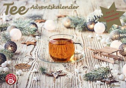 Tee-Adventskalender 2020