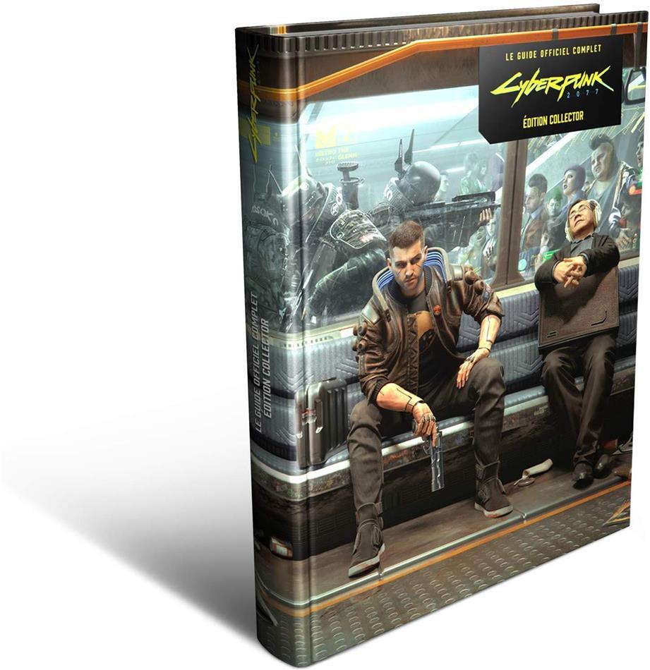Cyberpunk 2077: Edition Collector - Le Guide de jeu Officiel