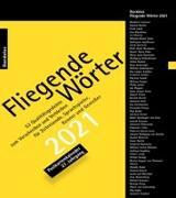 Fliegende Wörter 2021 Postkartenkalender
