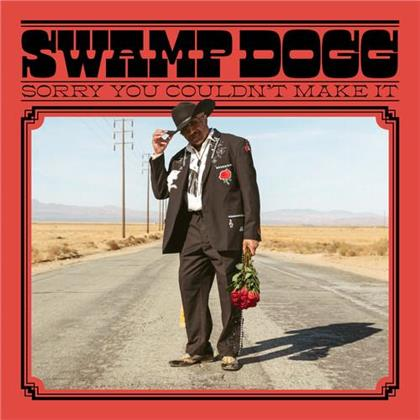 Swamp Dogg - Sorry You Couldn't Make It (+ Bonus Flexi Disc, Green Vinyl, LP)