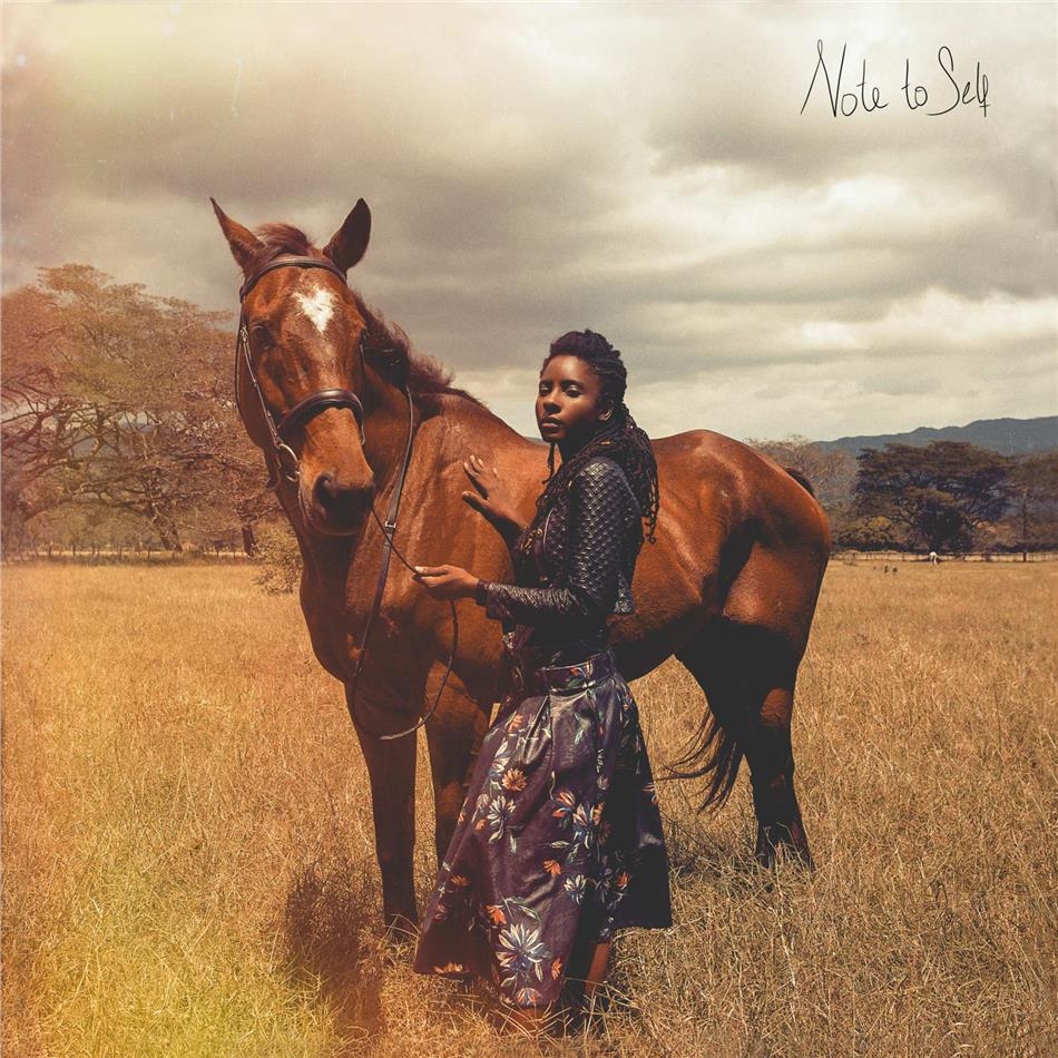 Jah9 - Note To Self (LP) (LP)