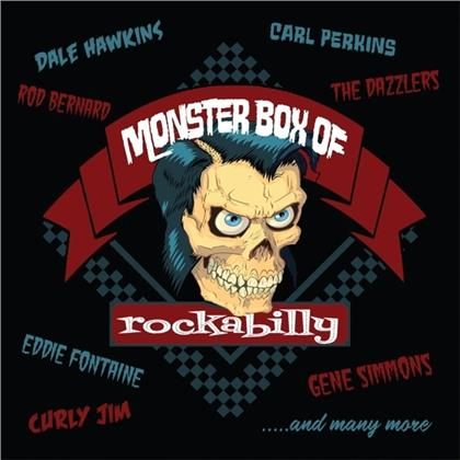 Monster Box Of Rockabilly (12 CDs)