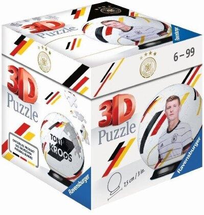 DFB-Nationalspieler Toni Kroos. 3D Puzzle 54 Teile