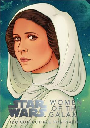 Star Wars - Women of the Galaxy 100 Postcards
