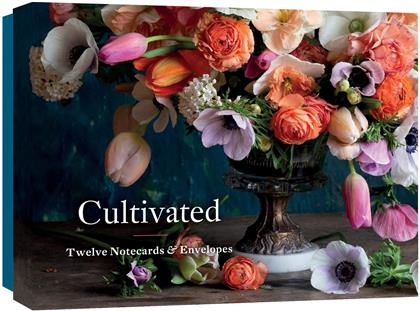 Cultivated - 12 Notecards and Envelopes