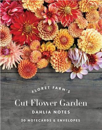 Floret Farm's Cut Flower Garden - Dahlia Notes