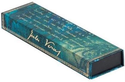 Faszinierende Handschriften Verne - 20.000 Meilen Stifteetui