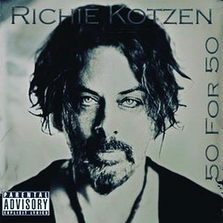 Richie Kotzen (Winery Dogs) - 50 For 50 (3 CDs)