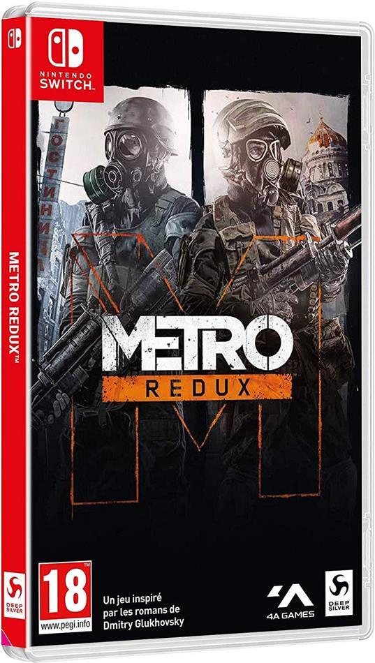 Metro Redux (Day One Edition)