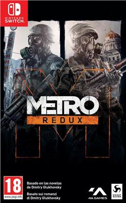 Metro Redux (Day One Edition)