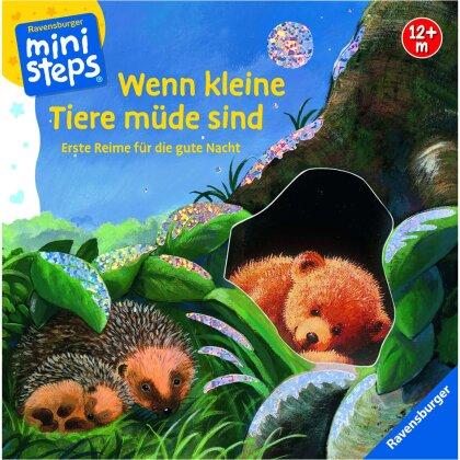 Wenn Kleine Tiere müde sind - erste Reime, 24 Seiten