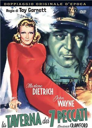 La taverna dei 7 peccati (1940) (Doppiaggio Originale D'epoca, n/b, Riedizione)