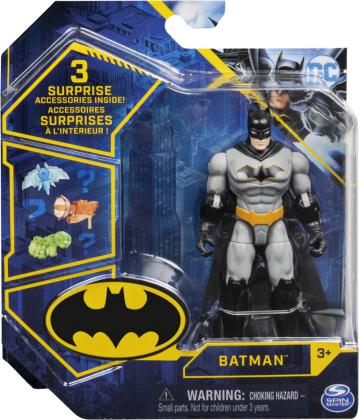 BAT Batman - 10 cm-Figur Assortiert Figuren Batman Universum