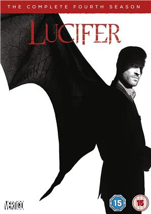 Lucifer - Season 4 (2 DVDs)