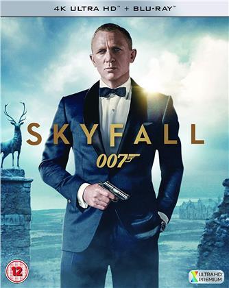 James Bond - Skyfall (2012) (4K Ultra HD + Blu-ray)