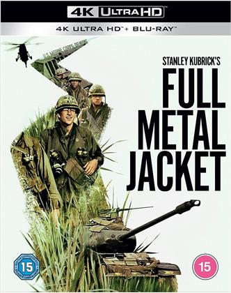 Full Metal Jacket (1987) (4K Ultra HD + Blu-ray)