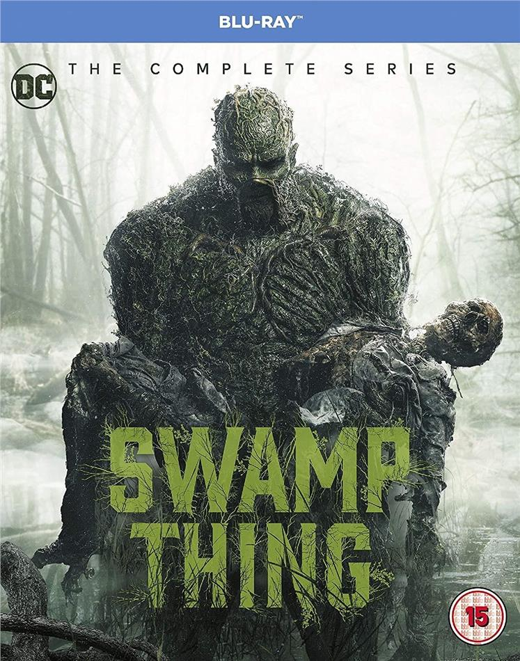 Swamp Thing - The Complete Series (2 Blu-rays)