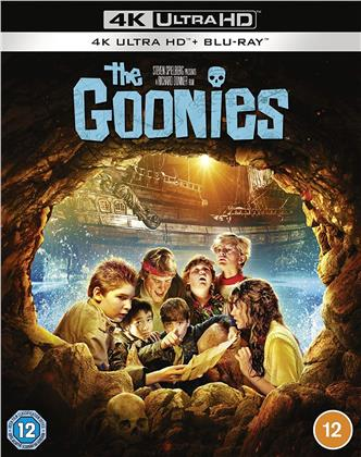 The Goonies (1985) (4K Ultra HD + Blu-ray)